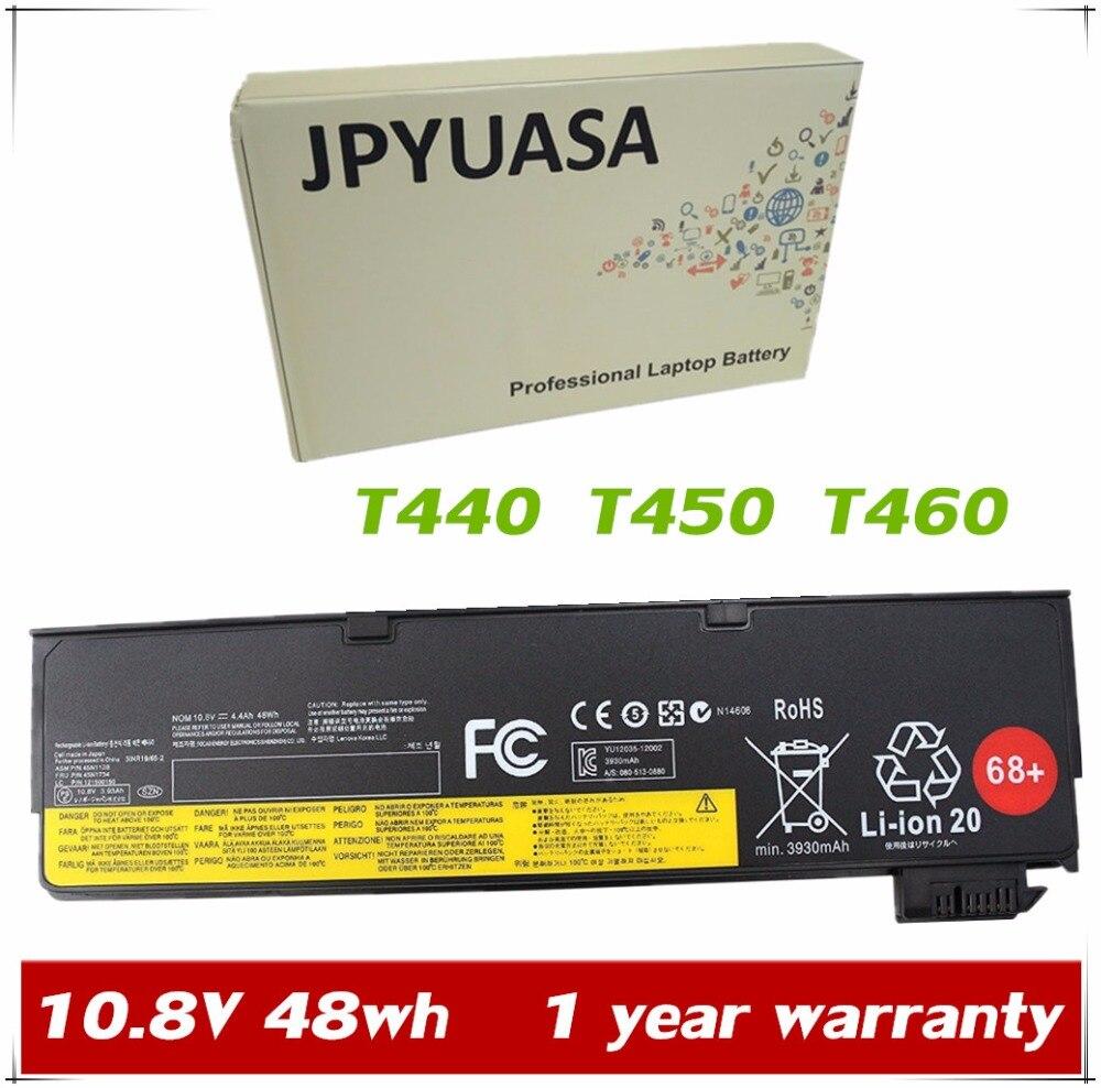 US $37 62 5% OFF JPYUASA 45N1128 0C52861 45N1144 Battery For Lenovo  ThinkPad T440 T440s T450 T450s T460 T460P T560 W550s X240 X250 X260 X270  P50S-in