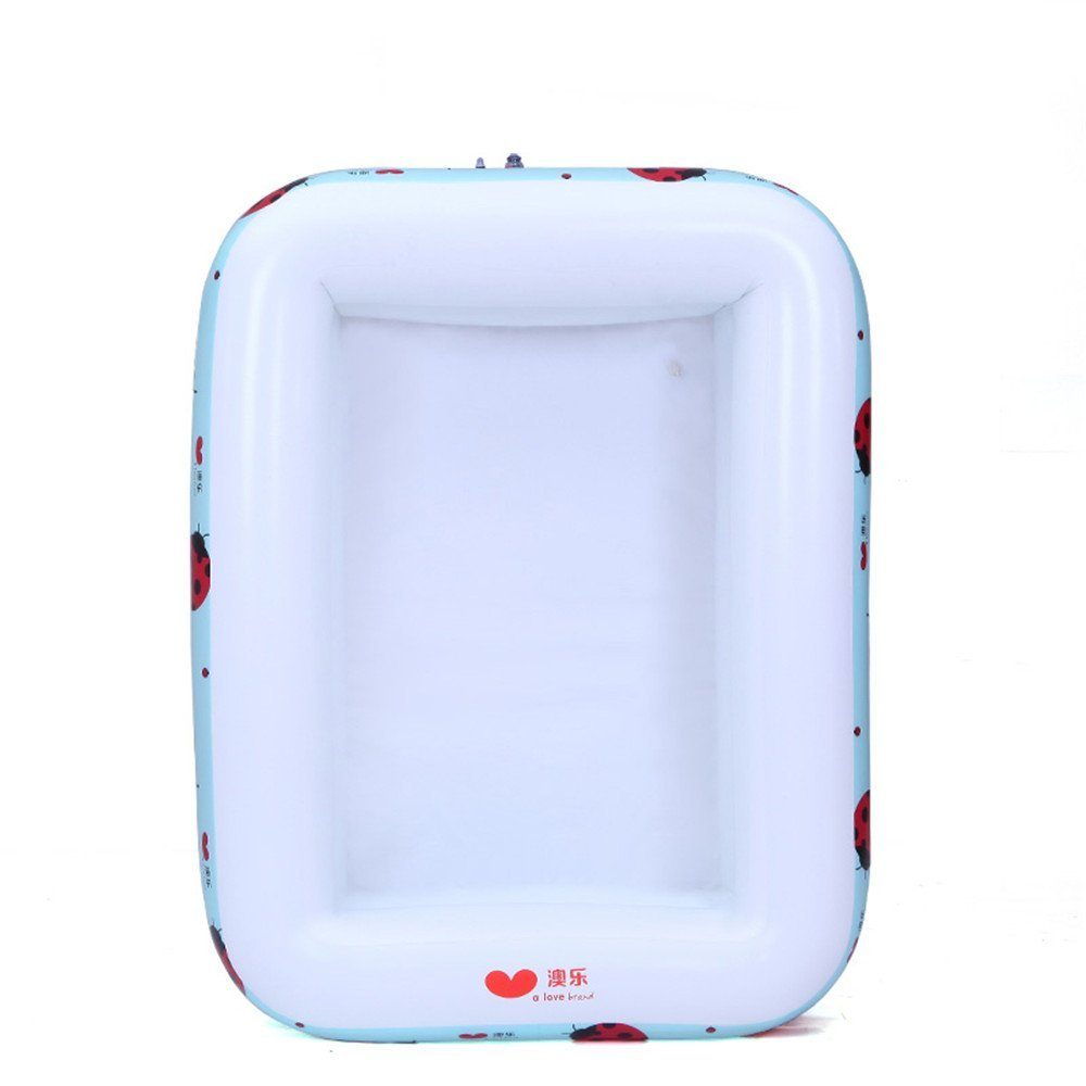 Height Adjustable Baby Safe Portable Folding Inflatable Swimming ...