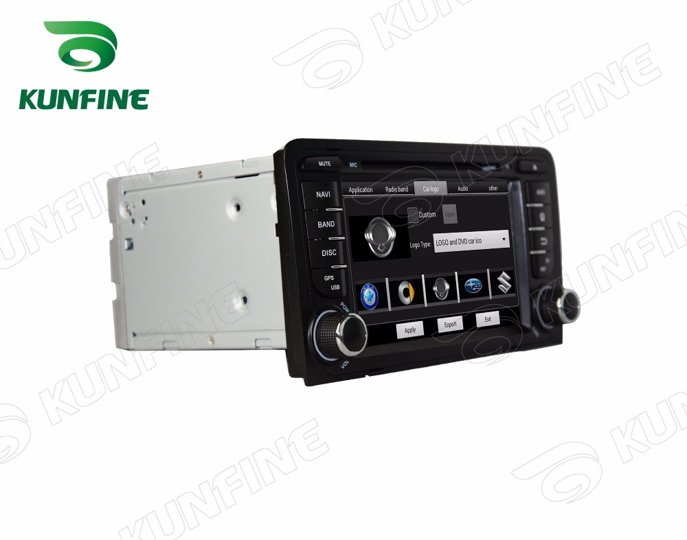 Car dvd GPS Navigation player for Audi A3 (2003-2011) 7 inch D