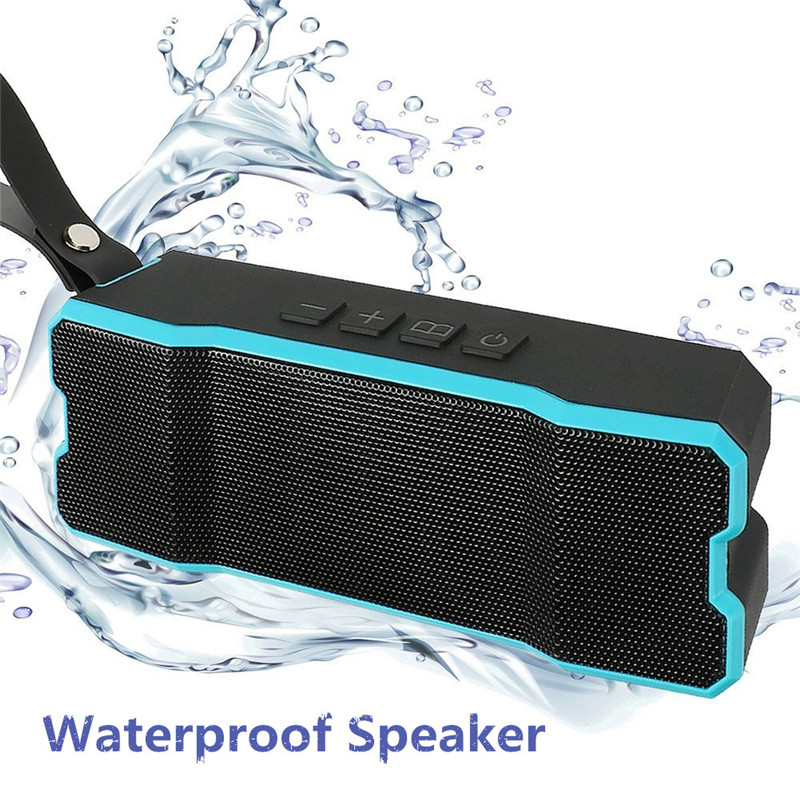 Portable Wireless Stereo Bluetooth Speaker Mic TF Card Handsfree Outdoor Sport Bicycle Wireless Bluetooth Speaker for Xiaomi&ios wireless bluetooth speaker cute mushroom waterproof sucker mini bluetooth speaker audio outdoor portable bracket for xiaomi ipad