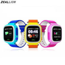 цены ZEALLION Smart Watch Q90 Kid Baby Watch Touch Screen SOS Call Location Device GPS Tracker Lost Monitor PK Q80 Q50 Q60