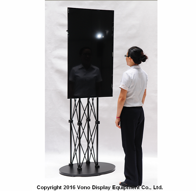 Store Display Stands Tradeshow Product Portable Lcd Tv Stand 32