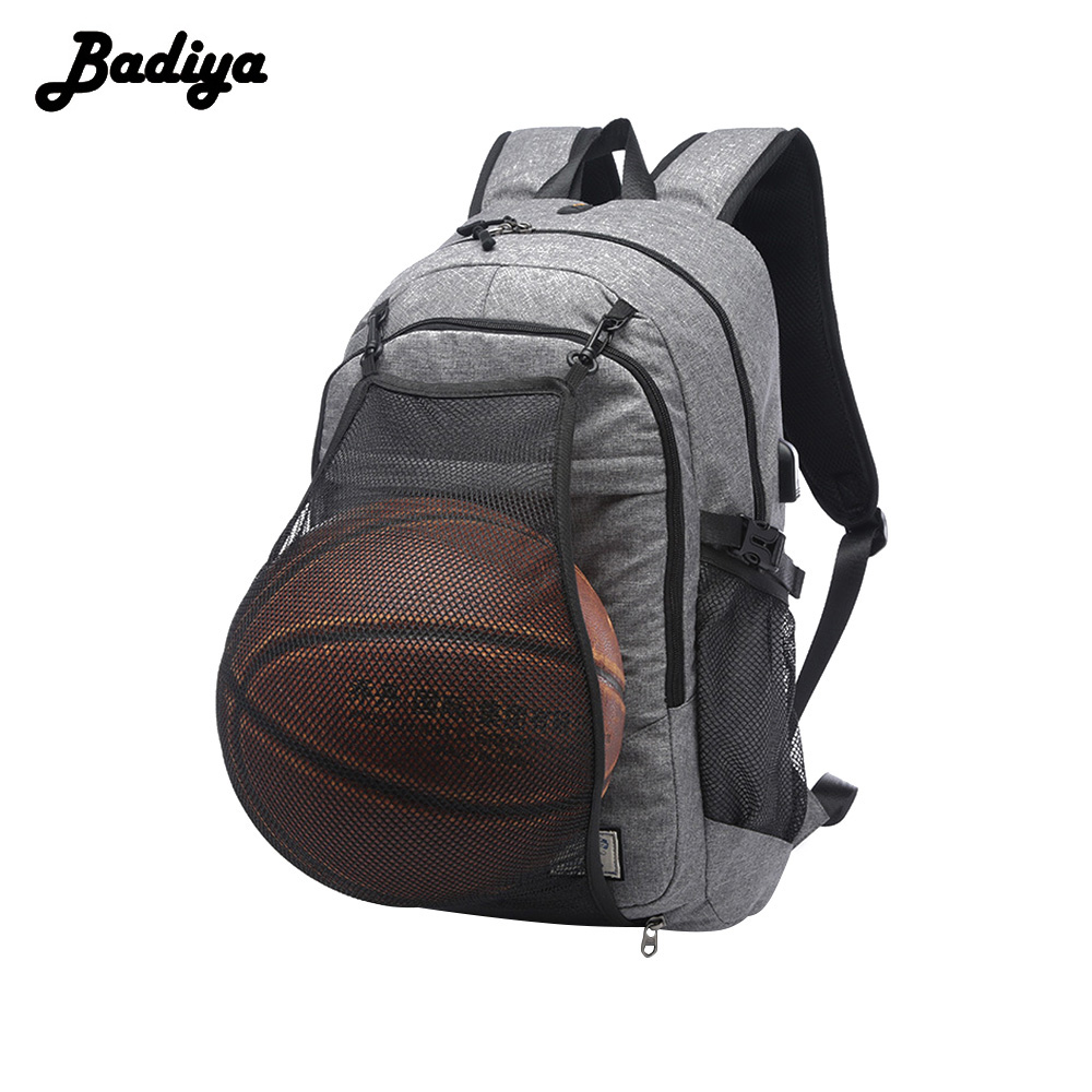 Casual Men Canvas Backpack With USB Charger And Net Pocket Large Capacity Travel Backpacks 15.6 Inch Laptop Bag Mochila Escolar hot casual travel men s backpacks cute pet dog printing backpack for men large capacity laptop canvas rucksack mochila escolar