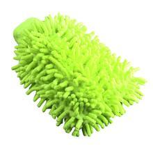 Kuulee перчатка для мытья EastVita ультра мягкая шенильная микрофибра Премиум без царапин перчатка для мытья автомобиля