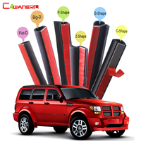 Car Accessories Seal Sealing Strip Kit Weatherstrip Noise Control Waterproof For Dodge Nitro Durango Limited Journey