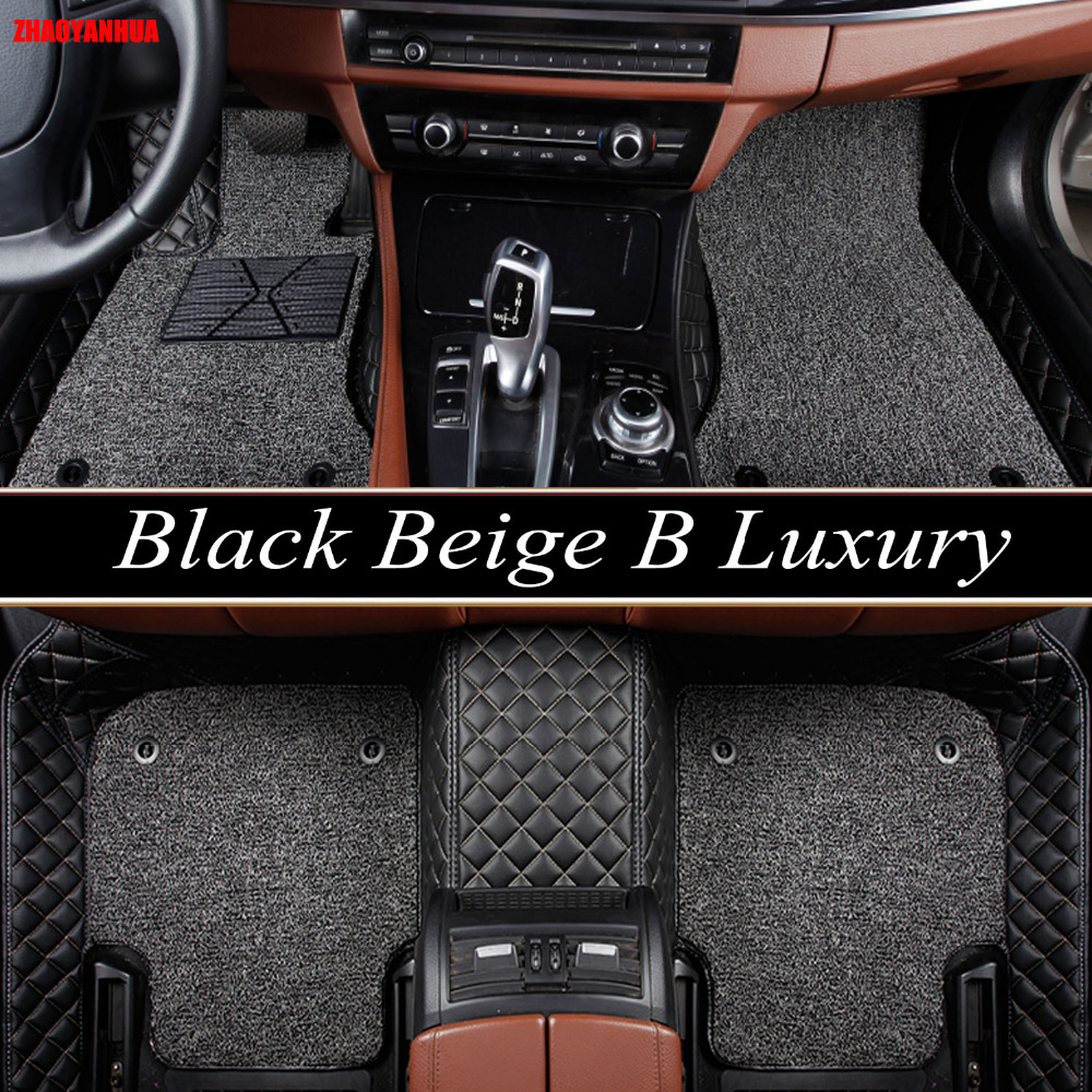 Car Floor Mats Specially For Chevrolet Epica Malibu Cruze Trax 5d Acar-styling High Quanlity Heavy Duty Rugs Liners Interior Accessories