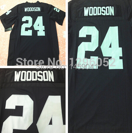 new style 34e03 2357b usa game charles woodson jersey oakland raiders 24 new be ...