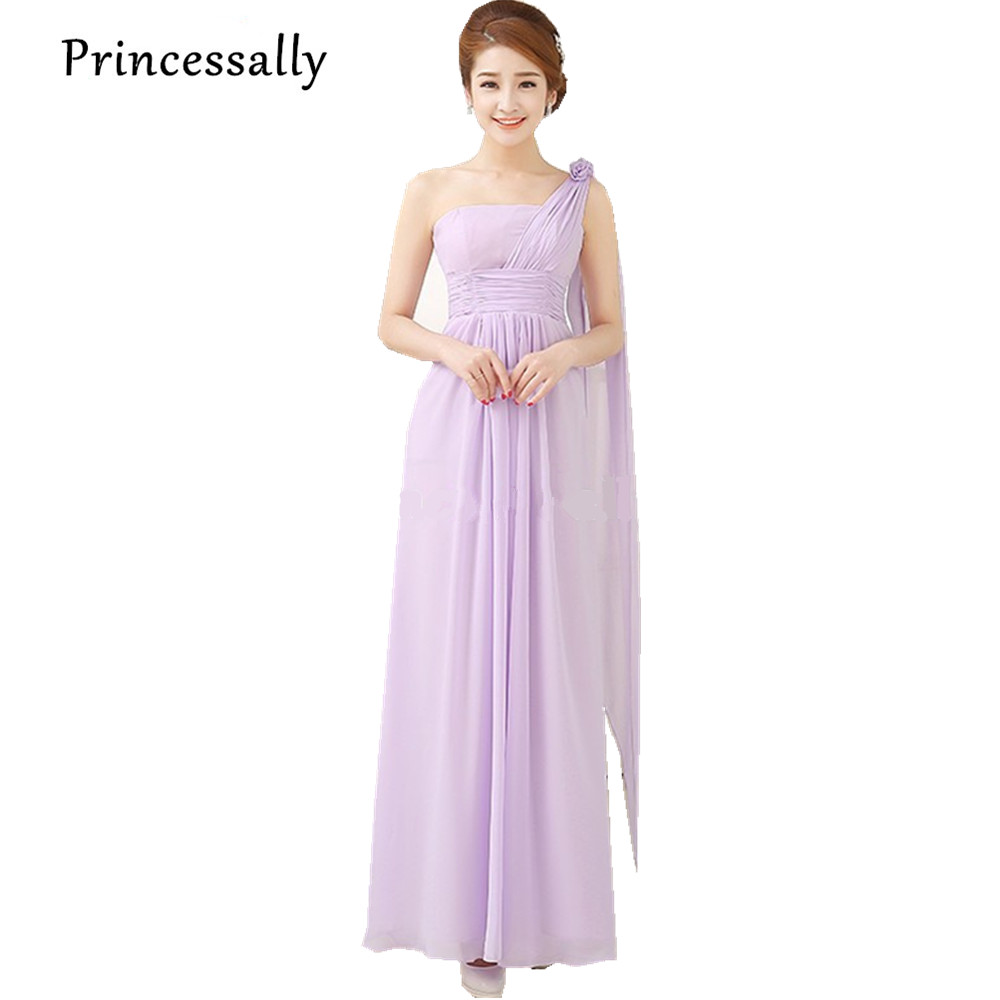 Cheap bridesmaid dresses under 50 long liliac light purple cheap bridesmaid dresses under 50 long liliac light purple sleeveless chiffon bridesmaid prom dress for wedding party vestidos in bridesmaid dresses from ombrellifo Image collections