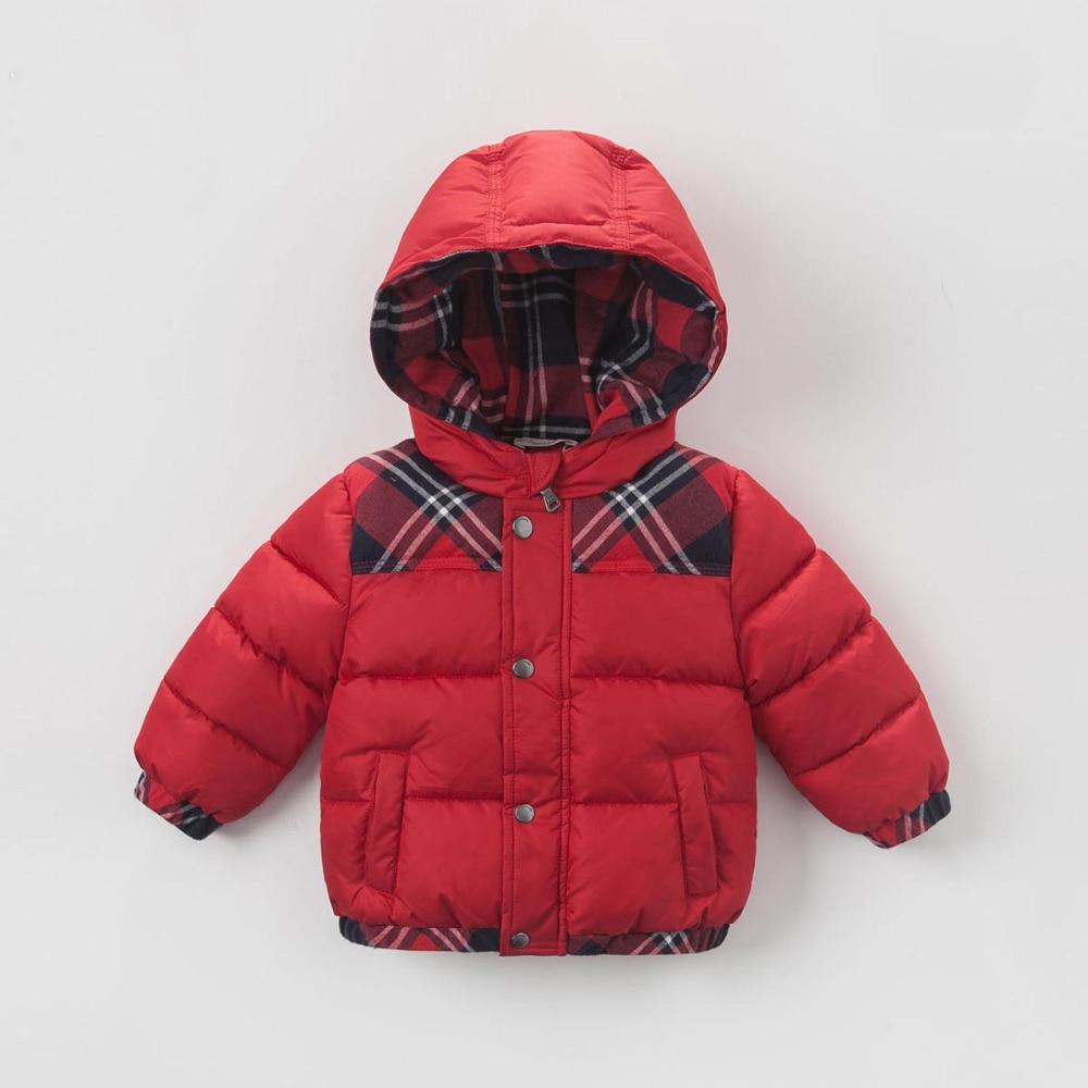 Baby winterjacke parka