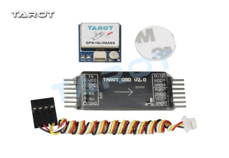 Tarot New Mini OSD Image Overlay / GPS System TL300L2