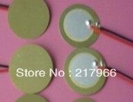 27Mm Piezo Ceramic Nguyên Tố Với 15CM Miễn Phí Vận Chuyển D27