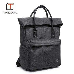 Image 4 - Мужской многофункциональный рюкзак для ноутбука 15 дюймов с USB зарядкой