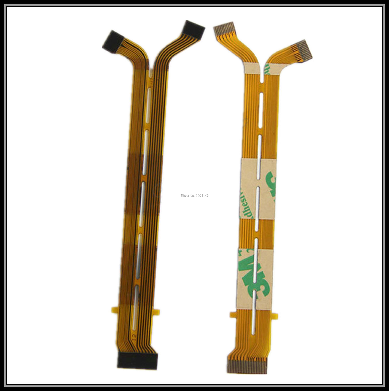 2pcs Lens Anti-Shake Flex Cable For NIKON AF-S NIKKOR 18-200 mm