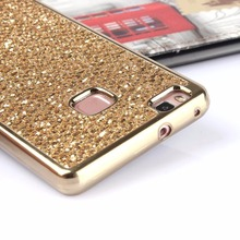 Huawei 3D Electroplating Bling Phone Case