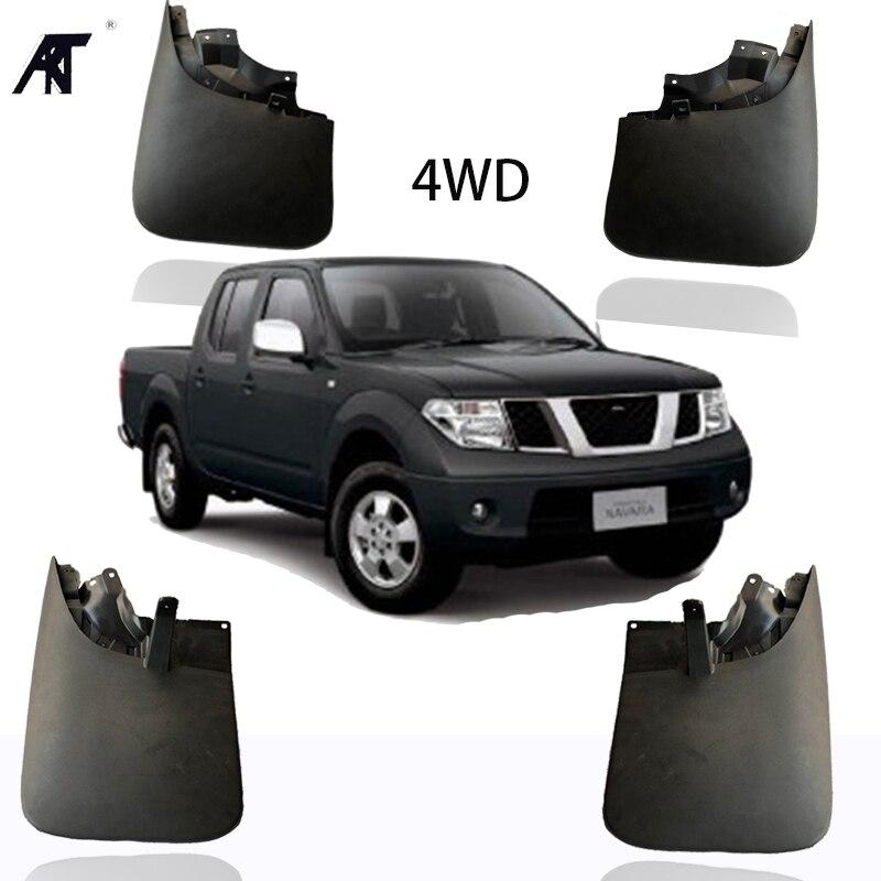 Volet de boue pour nissan pick-up 4X4 Navara D22 63851-VK000 93820-VK000 garde-boue garde-boue avant arrière garde-boue accessoires
