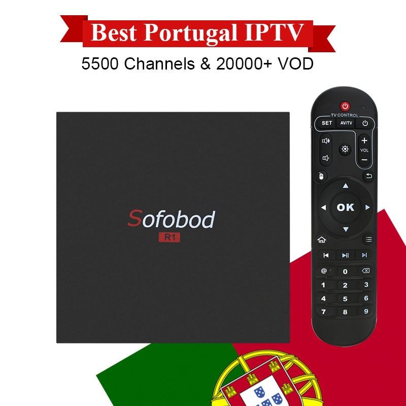 Android TV Box 1G 8G + 1 Year Super IPTV Portugal Portuguese French XXX IPTV Vod Channels IPTV M3U Subscription KO Xiaomi TV Box yeelight ночник светодиодный заряжаемый с датчиком движения