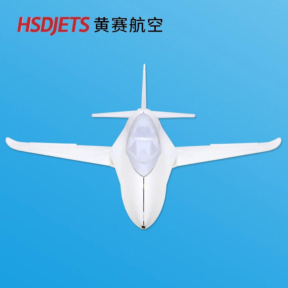HSD هواية A 903 سونيك KIT903 90 ملليمتر EDF rc طائرة طائرة كيت الأبيض اللون ل DIY-في طائرات تعمل بالتحكم عن بعد من الألعاب والهوايات على  مجموعة 3