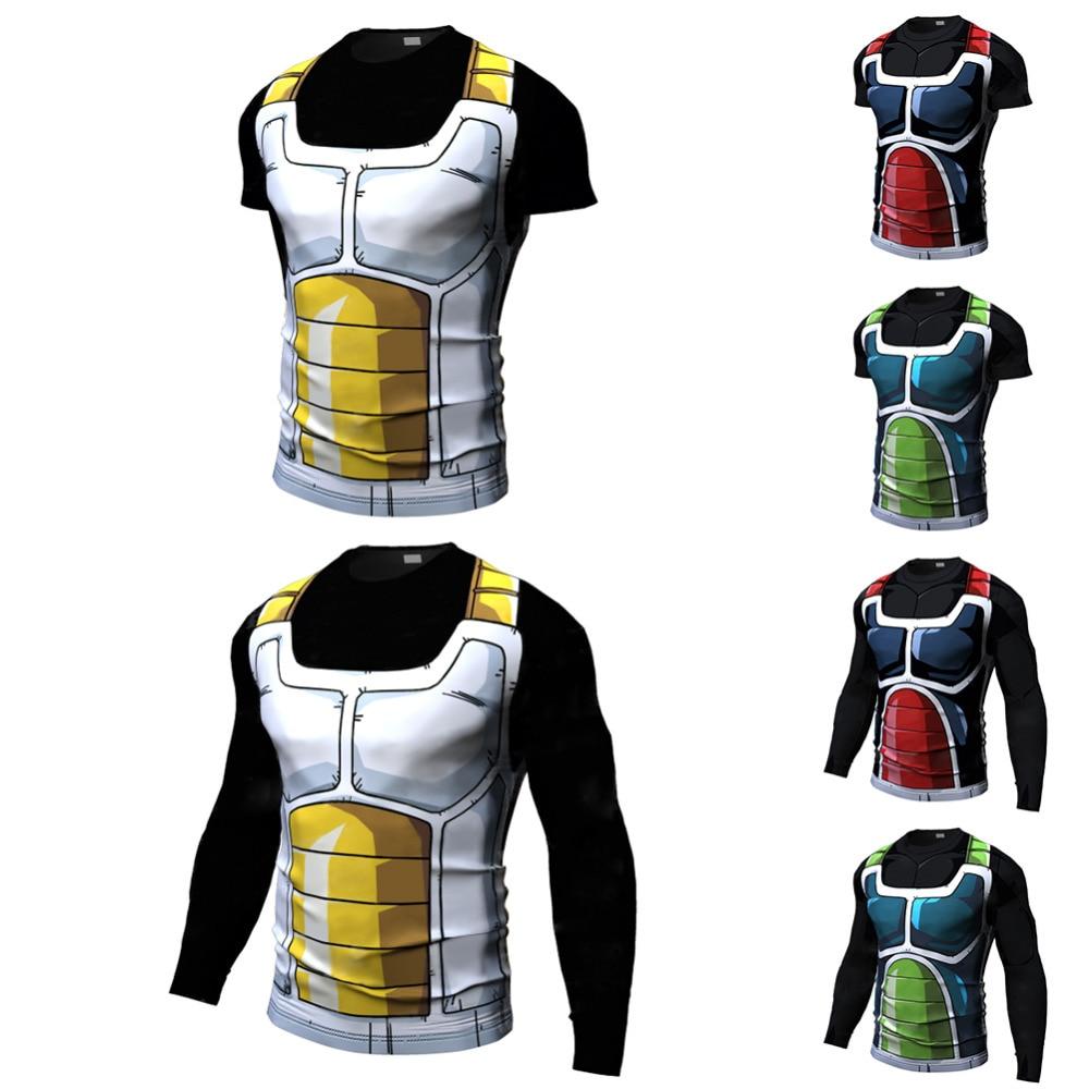 El más nuevo cabrito lindo Goku 3D camiseta DBZ camisetas mujeres hombres Casual camisetas Anime Dragon Ball Z Super Saiyan harajuku de las camisetas
