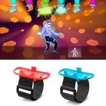 2 PCS JUST-DANCE Game Dance Wrist Band Strap Nintend Switch Joy-con JUST DANCE 2019 Controller Wristband For Nintendo NS