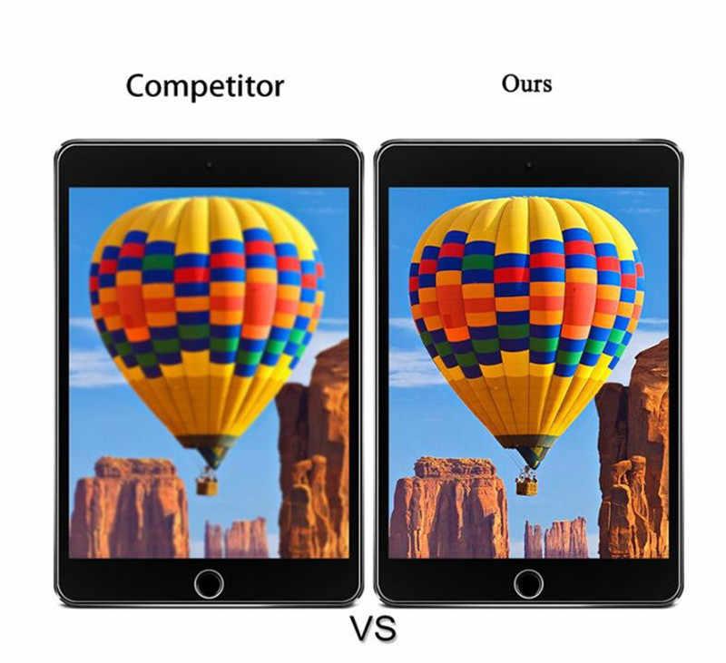 "Koruma temperli cam Huawei MediaPad M2 8.0 ""ekran koruyucu T2 7.0 Pro M2 M3 Lite 7.0 8.0 M3 8.4 M5 8.4 9H sertlik"