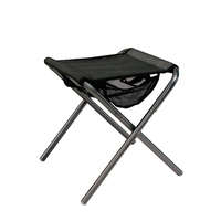 YINGTOUMAN Outdoor Foldable Fishing Chair Ultra Light Weight Portable Folding Camping Chair Picnic Chairs with Storage Bag
