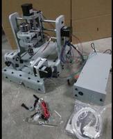 Малый Гравировальный машины 2030 ПВХ DIY ЧПУ машинного обучения Mach3 4 оси