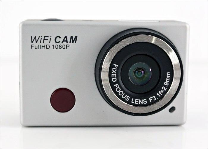 Full HD 1080P Sports Action Camera With Remote Control DV-126 Mini WIFI Sport Cameras DV Micro SD Card Slot Sports HDV Camcorder hot ultra hd 4k camera action camera waterproof 16mp wifi extreme sports cam mini sport dv with remote control 3132