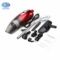 EU Plug 1200W 2 In 1 Lightweight Handheld Upright Bagless Home Vehicle Trunk Car Vacuum Cleaner