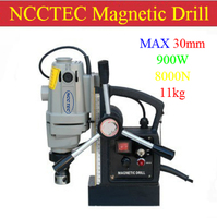 30mm NCCTEC core drill Magnetic base Drills NMD30C | 1.2'' MAGNETIC Drilling Machine | 900W 11KG net weight