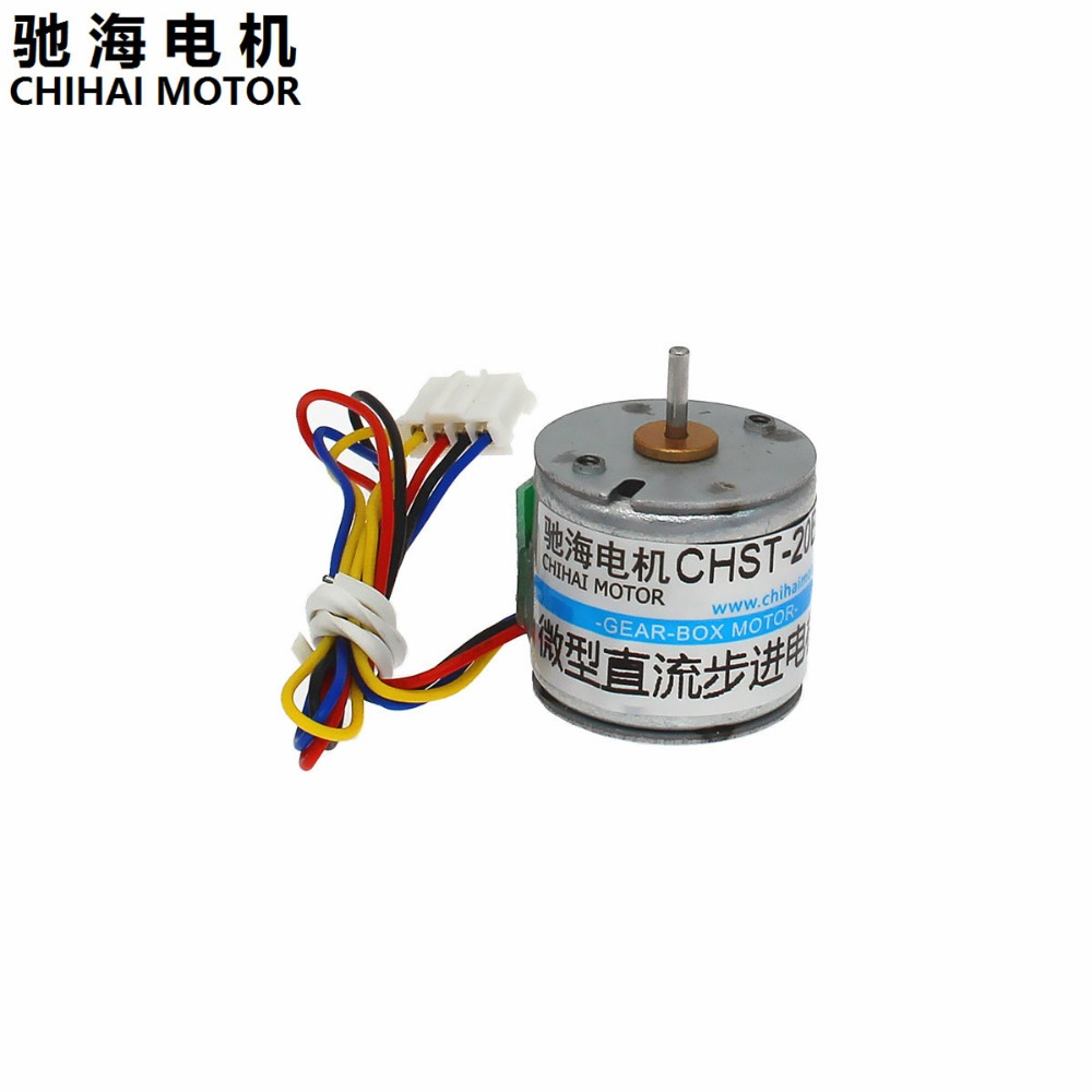 Chihai Motor Chst 20by 2 Phase 4 Wire Mini Stepper 20mm 06a Four Diagram 20ohm In From Home Improvement On Alibaba Group