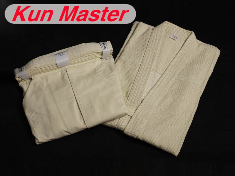 Cotton Kendo Kendogi and Hakama Japanese Kendo Laido Aikido Hapkido  Martial Arts Uniform Cotten Natural color цена и фото
