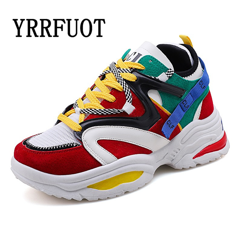 Fashion Sneakers for Men High Quality Breathable Trend Adult Tennis Shoes Thick Bottom Non-slip Hot Sale Unisex Casual Shoes sneakers