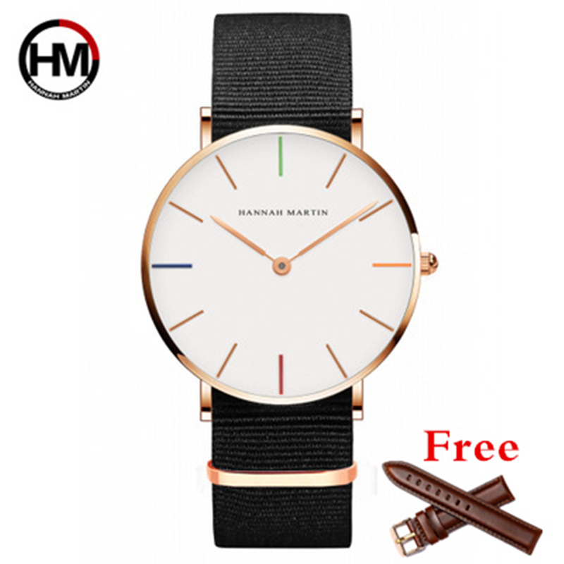 DW Style Fashion Clock Men Watch Top Brand Luxury Quartz