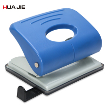 цена Manual Card Paper Hole Punch Double Holes Paper Puncher Scrapbook Punches Handmade Cutter School Office Binding Stationery H338 в интернет-магазинах