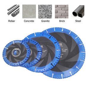 Image 1 - DT DIATOOL 1 piece Vacuum Brazed Diamond Demolition Saw Blade Cutting Disc Multi Purpose Rescue Grinding Wheel for Hard Stone