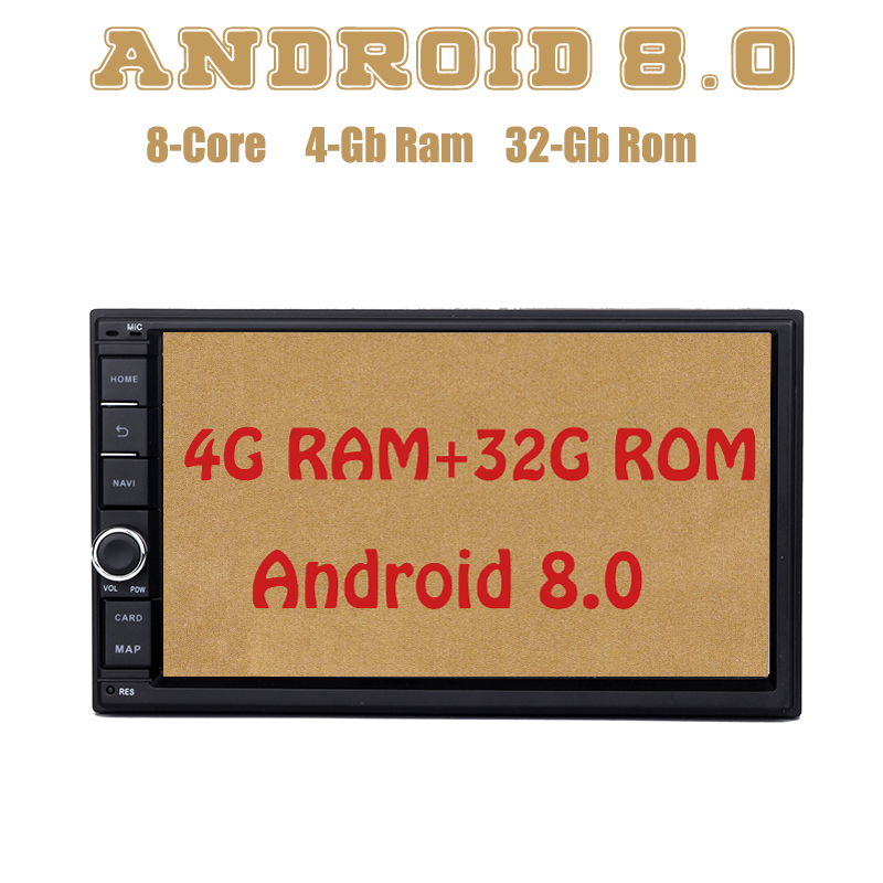 PX5 Android 8.0 2din car radio gps for universal Nissan with Octa core 4G RAM 32G ROM wifi 4g usb Auto Stereo Multimed 7 hd digital capacitive touch screen universal 2 din android 8 0 octa core 4g ram 32g rom for nissan car audio stereo
