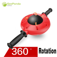 GeePonda 360 Degree Rotation Home Gym Abdominal Exercise Machine Ab Roller Fitness Abdominal Muscle Trainer Training Abs Wheel