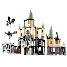Harri  Hogwar Castle Movie Series Compatible 5378 Building Blocks Bricks Toys Christmas Gifts