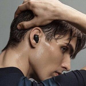 Image 2 - Xiaomi Redmi AirDots 2 bezprzewodowe słuchawki Bluetooth 5.0 słuchawki douszne stereo bass Ture bezprzewodowe słuchawki douszne AI Control