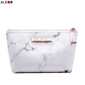 2e3b2e62064 ALEQO Cosmetic Zipper Travel Organizer Makeup Storage Bag