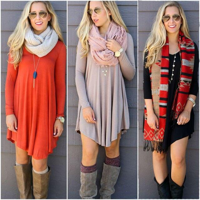 herfst kleding dames