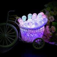 10M 100 LED 220V Raindrops Electric Outdoor Light String Outdoor Garden Garden Christmas 2 Pattern Multicolor