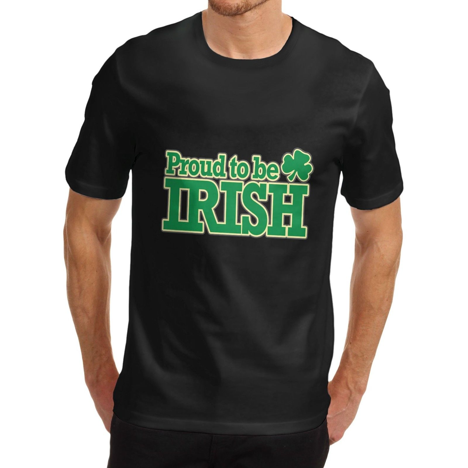 Black Irish Shirt Promotion-Shop for Promotional Black Irish Shirt ...