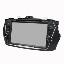 10.1inch Android 5.1 car dvd GPS for SUZUKI CIAZ 2015 2016 radio gps wifi 3G Mirror link free map and reverse camera