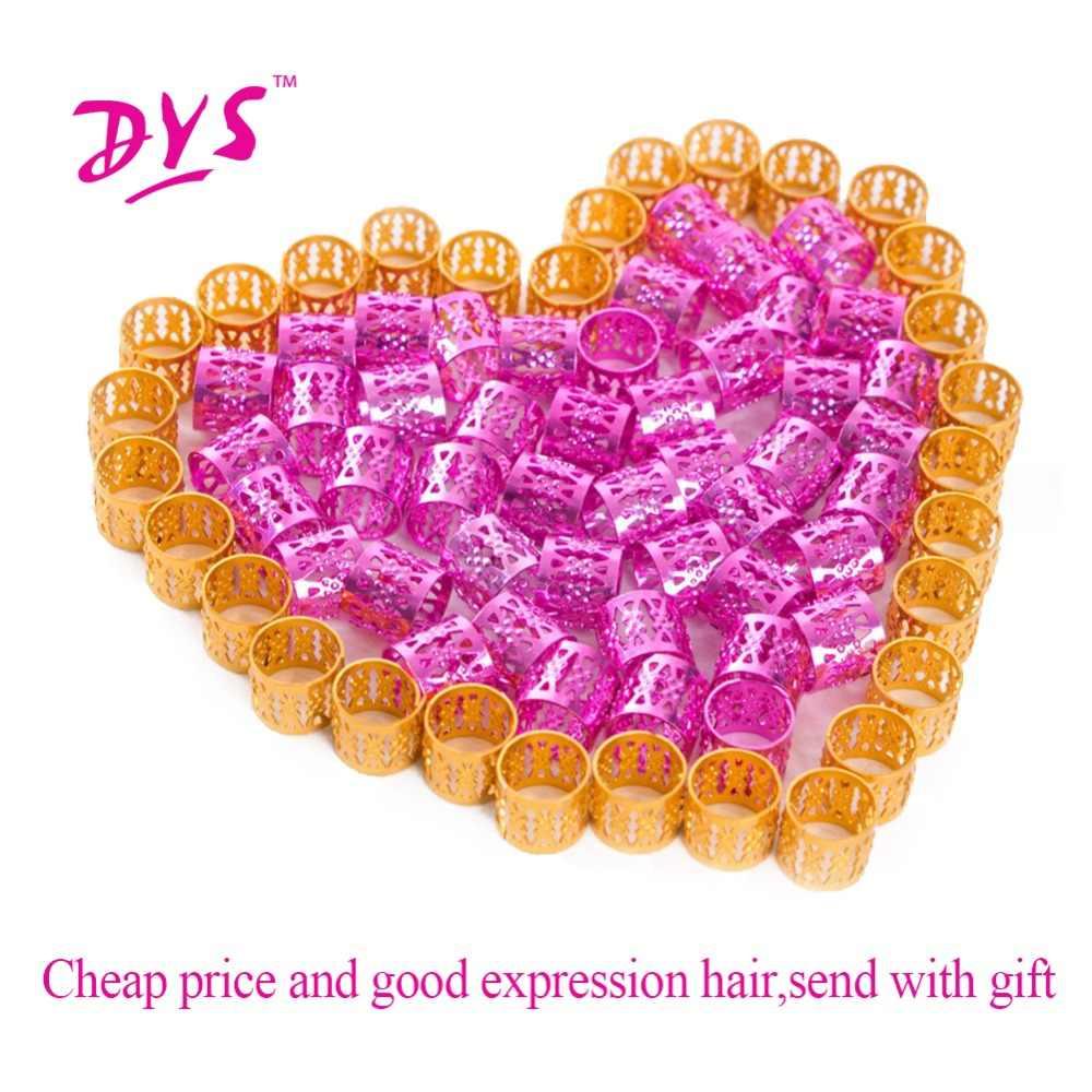 Deyngs, 24 дюйма, чистый цвет, канекалон, плетение, волосы для наращивания, черный, розовый, зеленый, серый, кудрявые, крученые волосы, косички, натуральные синтетические волосы