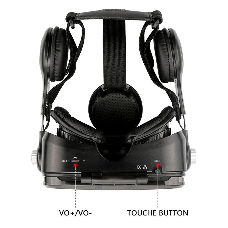 VR BOX BOBOVR Z4 Virtual Reality goggles 3D Glasses Google cardboard BOBO VR GLASSES Z4 Headset for 4.3 - 6.0 inch smartphones 16