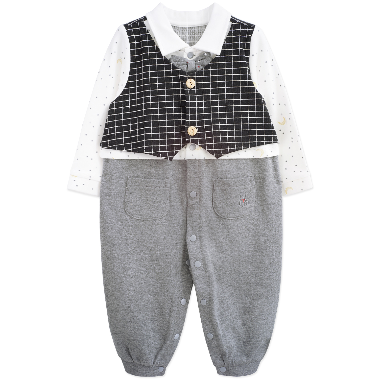 4a961c759 2018 Infant Rushed Full Limited Baby Rompers Boys Toddler Cute ...