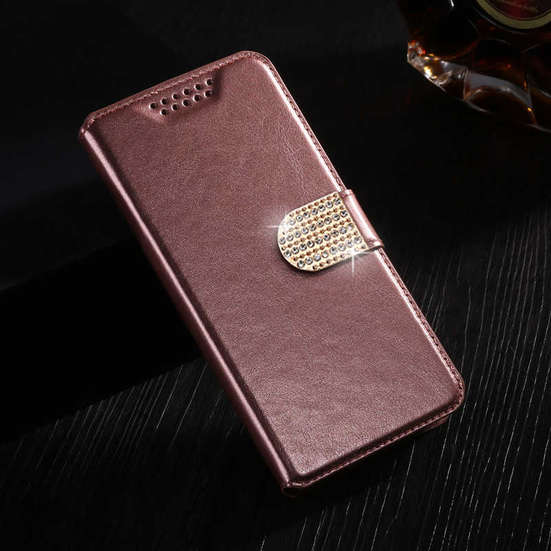 wallet cases For Fly FS454 FS509 FS404 FS405 FS406 FS407 Flip Leather Protective Phone case Cover