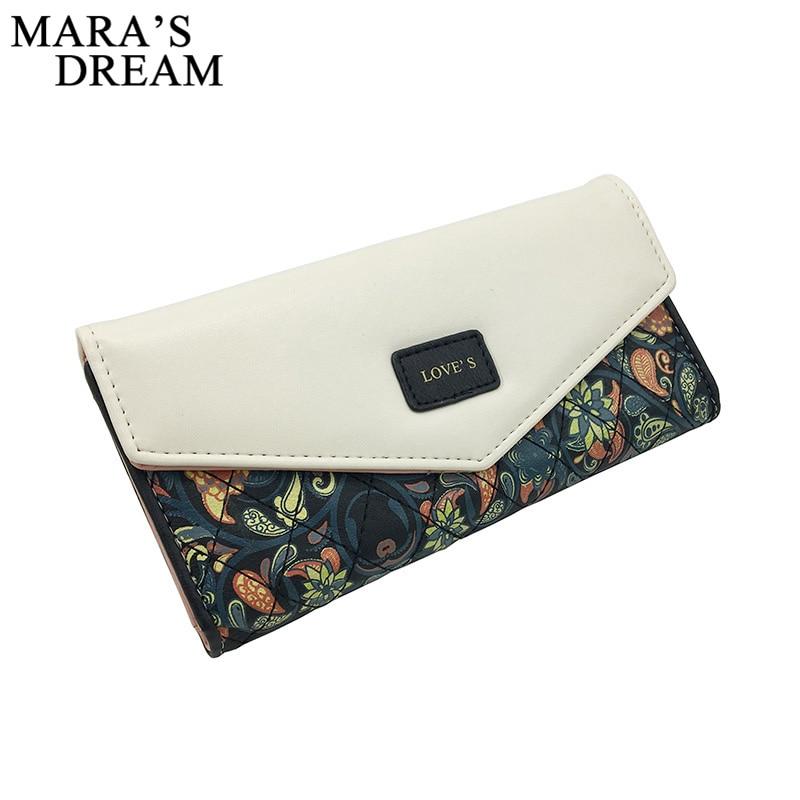 Famous Brand Designer Luxury Long Wallets