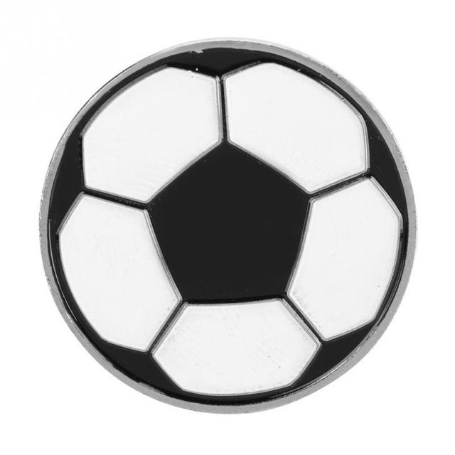 Flip Coin Soccer Toss Coin Football Pick Edge Toss Referee Side Coin Judge Flipping Professional Soccer Match Accessories